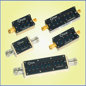 Switch Variable Attenuator(VAS Series)